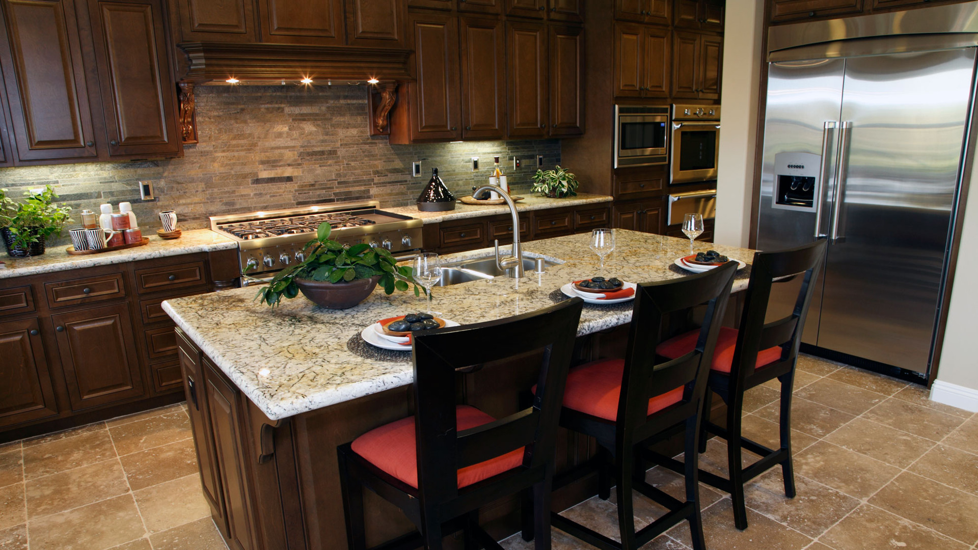 Imports Are Increasing The Choices in Granite Counter tops
