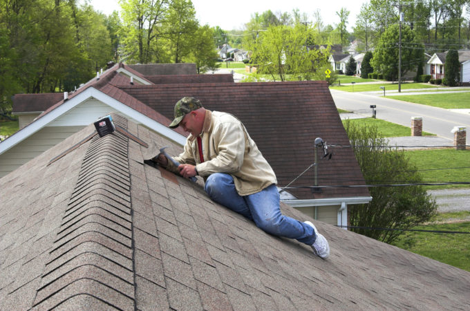 Roofing Problems Should Be Left Up to Expert Roofers