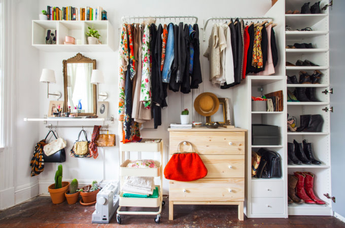Building A Closet In Your Home
