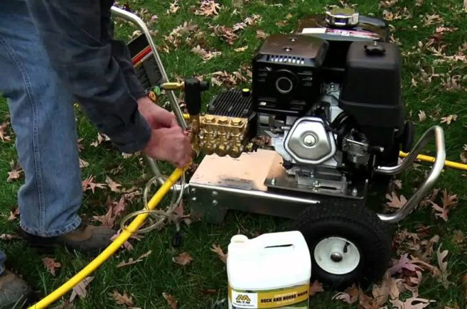 Amazing uses of the pressure washer that you did not know