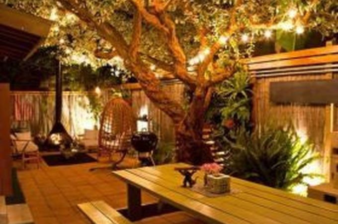How to Plan Out Your Garden Lighting