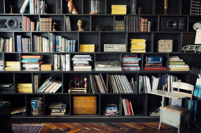 5 Easy Steps to Create Your Home Library