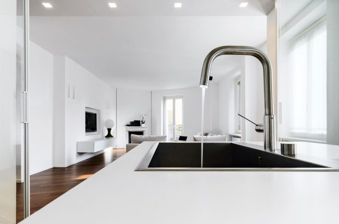 8 Benefits of a Kitchen Faucet